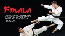 Finala Campionatului Național de Karate Fudokan