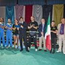 Trei pugilisti universitari particips la un Dual-Match in Italia