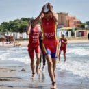 Trei medalii balcanice pentru Romania la triatlon sprint