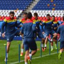 Romania, pregatita de duel cu Elvetia