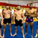 Kickboxeri romani la Londra