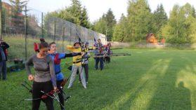 Parcurs bun la Europene de tir cu arcul