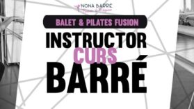 Curs Instructor Barre Fitness