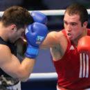 Nistor vrea aur la Rio