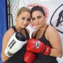 Patru Sportivi la Mondialele de MMA