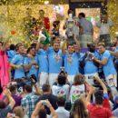 Steaua Bucuresti castiga Cupa Ligii