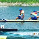 Aur la Mondialele de canoe