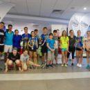 Squash Intens la Romanian Junior Open