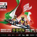 Doi Romani La Rotax Max Challenge