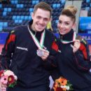 Medalii La Europenele De Tenis De Masa