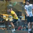 Romanian Open Squash, Succes International