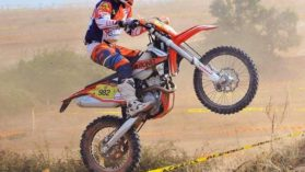 Emanuel Gyenes, Spre Dakar 2017