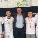 CSA Steaua Bucuresti, campioana la Campionatul National de sabie pentru juniori. Competitia continua si in weekend