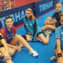VIDEO | Mergem la Campionatul European! Fetele de la tenis de masa au batut Olanda si au calificat echipa Romaniei
