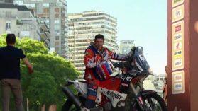 Mani Gyenes, Locul 17 In Dakar 2017