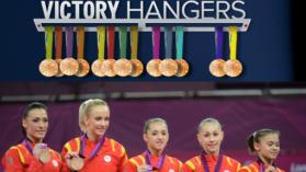 VIDEO | Victoriile nu se tin ascunse in sertar! Medaliile tale sunt puse acum la loc de cinste