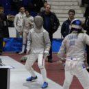 Sabina Martis, Argint La Circuitul European De Sabie