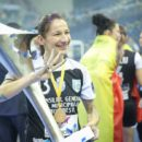 "Mesajul singurului roman care a castigat Champions League de 4 ori | Cristina Varzaru: ""Alergati, zambiti si cititi!"""