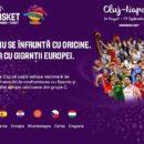 FIBA EUROBASKET 2017, cel mai mare eveniment sportiv organizat in Romania! Uite programul oficial
