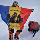 VIDEO | La doar 13 ani, Dor Geta Popescu a fost desemnata alpinista anului 2016