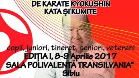 Campionatul National De Karate Kyokushinkai 2017