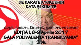 Campionatul National De Karate Kyokushinkai 2017