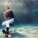 FOTO | Cum ar fi sa poti juca volei, baschet sau fotbal sub apa? Uite cateva fotografii incredibile