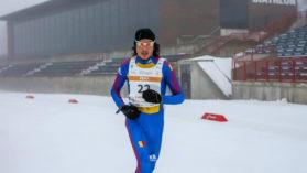 Robert Tamirjan Si Argintul European La WinterTriathlon
