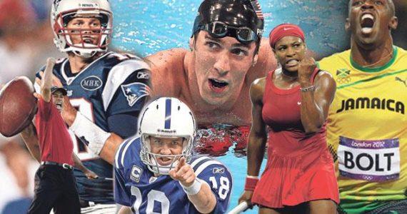 Iubitorii sportului voteaza cel mai bun sportiv al lumii!