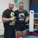 Mihai Nistor, Antrenament Cu Ciprian Sora