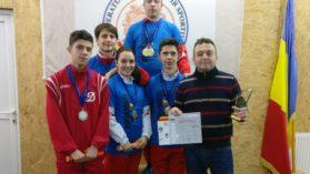 Tir sportiv   Surprize la campionatul national: un nou record national!