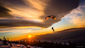 Tomi Coconea Vrea Sa Zboare De Pe Everest
