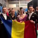 Romania pe locul 1 in lume la dans sportiv!
