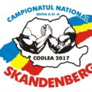 Campionatul National de Skandenberg 2017