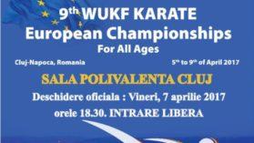 Campionatul European de Karate WUKF