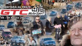 Umanitara de Paste GTC Motorsport