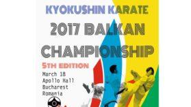 Campionatul Balcanic Karate Kyokushin