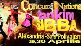 Concurs National De Dans Sportiv Cupa Sibba