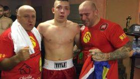 Debut incredibil pentru pentru fiul lui Zmarandescu: la 17 ani, victorie in 17 secunde!