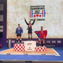 7 Medalii In Doua Zile La Campionatele Europene De Haltere