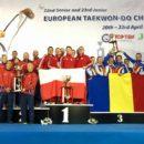Locul Pe Podium La Campionatele Europene de Taekwon-do ITF