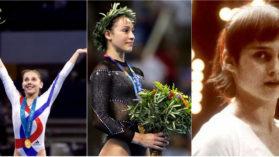 Momente superbe din istoria gimnasticii feminine din Romania   De la Nadia, Lavinia Milosovici la Catalina Ponor si Larisa Iordache
