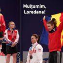3 medalii de aur pentru Loredana Toma la Europenele de Haltere din Croatia!