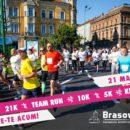Peste 2000 de sportivi din 21 tari la maratonul international de la Brasov