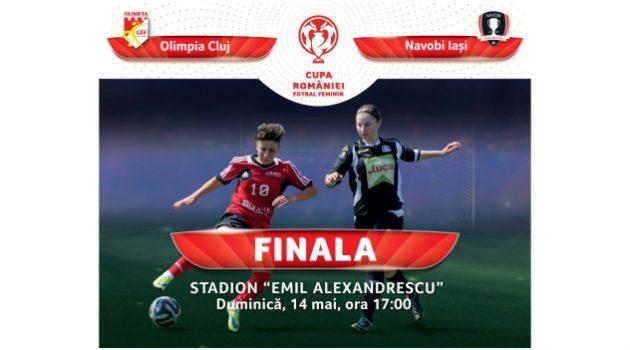 Finala Cupei României – Fotbal Feminin