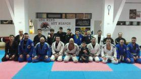 Seminar Brazilian Jiu Jitsu Si NoGi Grappling