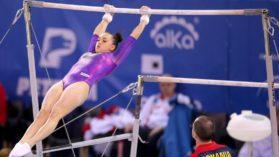 Larisa Iordache, doua medalii de aur la Cupa Mondiala din Slovenia!