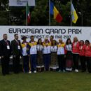 3 medalii pentru Romania la European Grand Prix la Tir cu Arcul