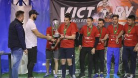 Victory Cup este acum sub egida Federatiei de Minifotbal din Romania