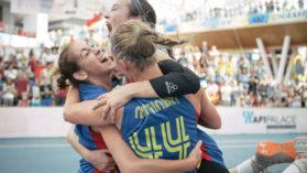 Adversarele echipei feminine de baschet 3X3 la Cupa Europei